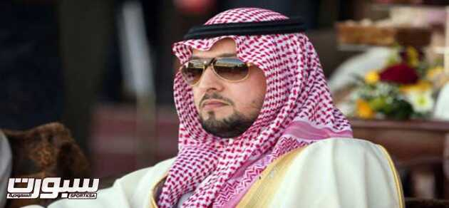 رئيس الاتحاد السعودي للفروسية الأمير عبدالله بن فهد