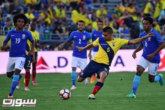 البرازيل و الاكوادور