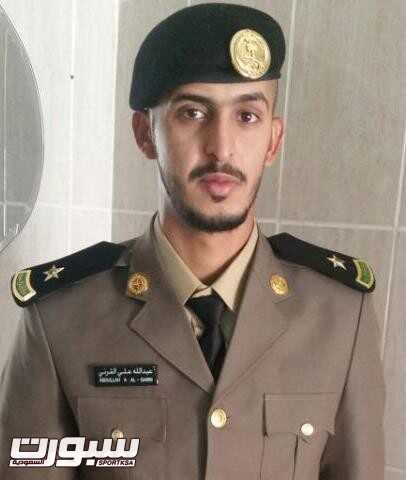 عبدالله علي مريع القرني