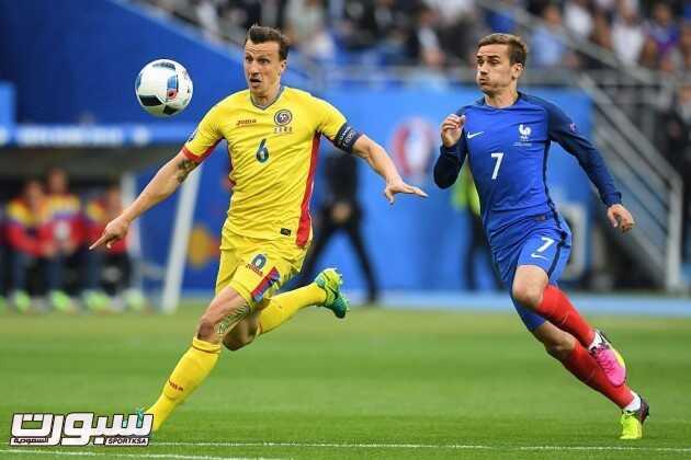 فرنسا و رومانيا (1)