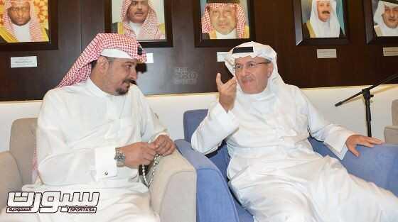خالد بن عبدالله و تركي بن محمد العبدالله