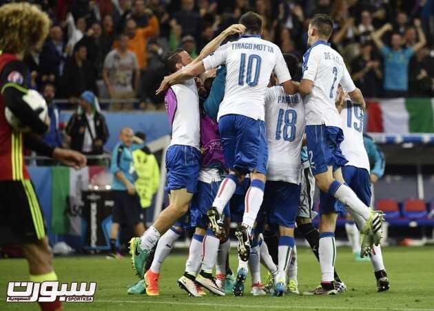 ايطاليا و بلجيكا (1)