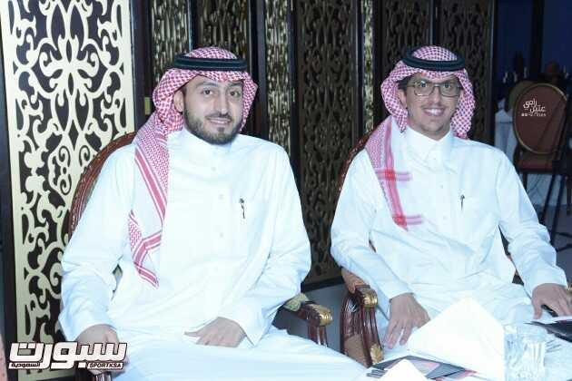 عبدالملك وفهد الحقباني