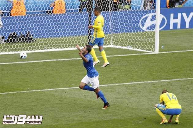 ايطاليا و السويد (1)