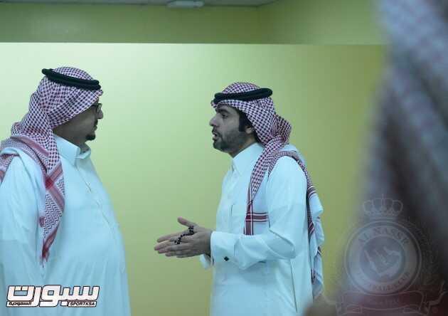 فيصل بن تركي و عبدالله العمراني