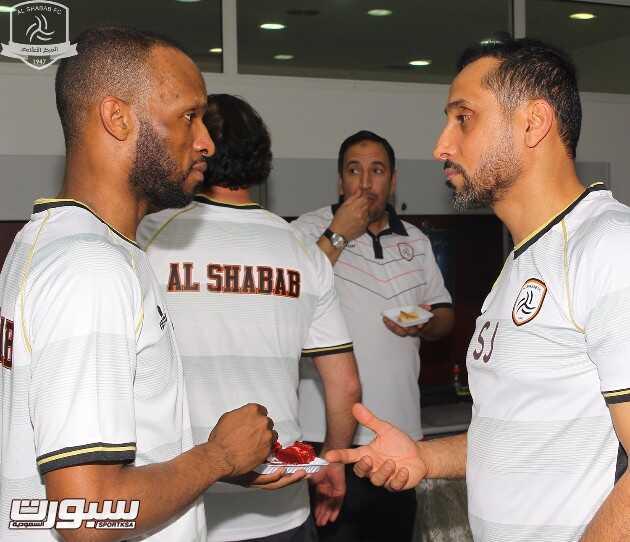 سامي الجابر و عمر الغامدي