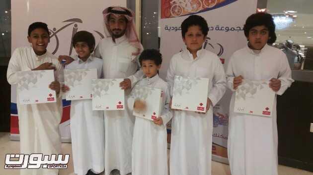 تكريم ابناء جمعية انسان