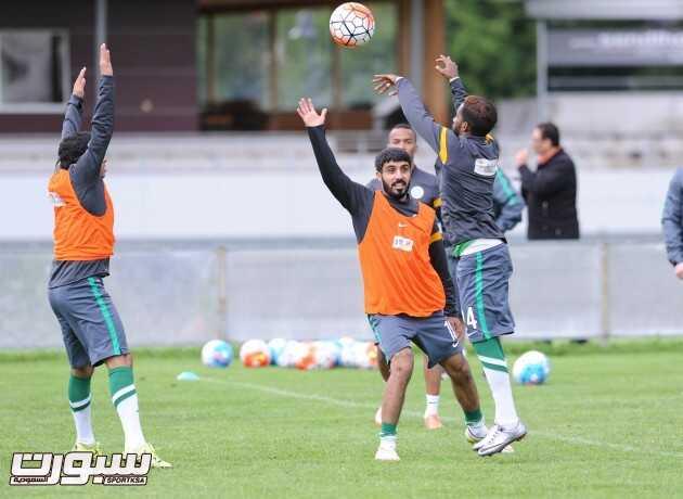 تدريبات المنتخب السعودي (817445684) 