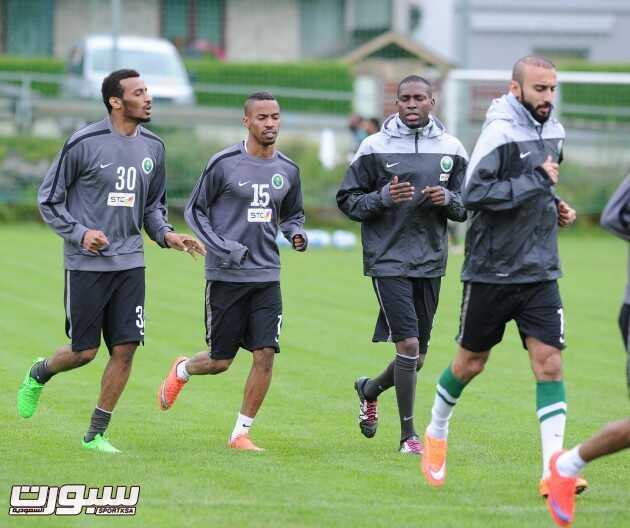 تدريبات المنتخب السعودي (817445677) 