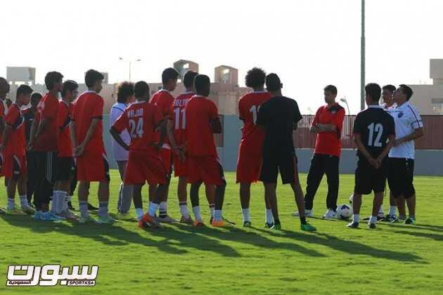 تدريبات شباب الرياض