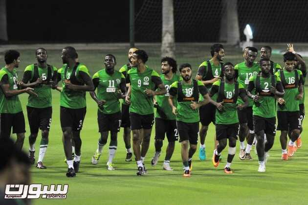 تدريبات المنتخب السعودي (308629101) 