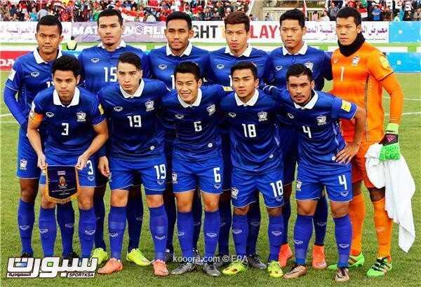 منتخب تايلاند