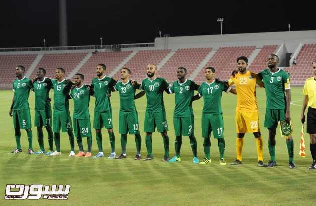 المنتخب السعودي جماعية (1) 
