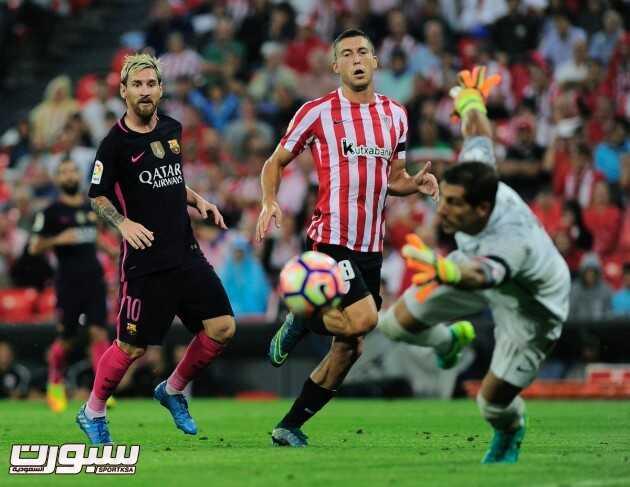 برشلونة و اتلتيك بلباو (1) 