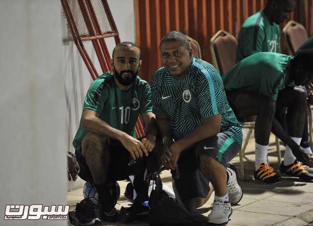 تدريبات المنتخب السعودي (31174537) 