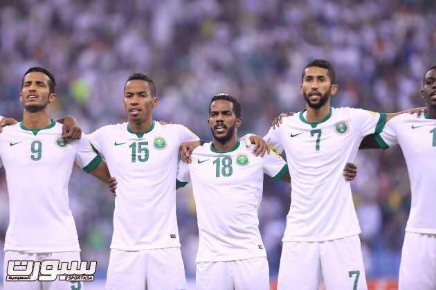 المنتخب السعودي منتخب السعودية جماعية (1)