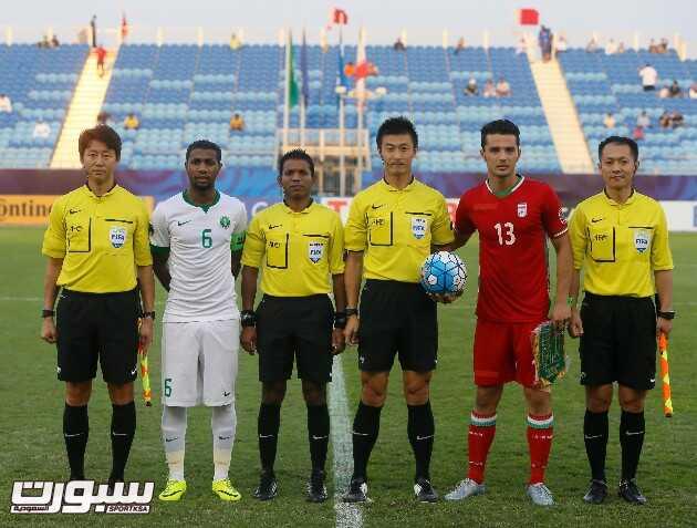صور مباراة المنتخب السعودي للشباب امام المنتخب الايراني