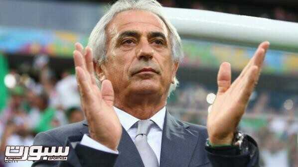 CURITIBA, BRAZIL - JUNE 26:  Head coach Vahid Halilhodzic of Algeria looks on during the 2014 FIFA World Cup Brazil Group H match between Algeria and Russia at Arena da Baixada on June 26, 2014 in Curitiba, Brazil.  (Photo by Julian Finney/Getty Images)