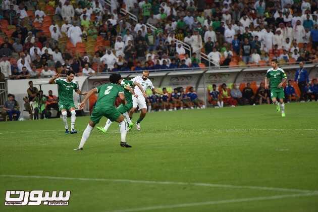 صور من لقاء المنتخب السعودي و العراق – التصفيات الآسيوية لمونديال 2018 ( عدسة مهران البركاتي )