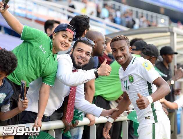 صور من لقاء منتخب الشباب أمام الإكوادور – مونديال كوريا الجنوبية