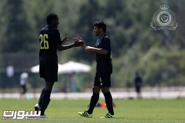 بالفيديو والصور..النصر يفوز وديا في آخر مبارياته بمعسكر تركيا