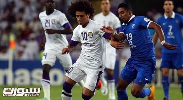 دوري أبطال آسيا : الهلال يستهل مشاركته بلقاء العين الاماراتي على ملعب جامعة الملك سعود
