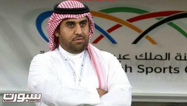 المقيرن يطلق أول تصريحاته عقب رئاسة الاتحاد