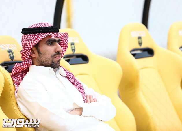 كعكي يقدم التهنئة للاتحاديين ويشكر آل الشيخ