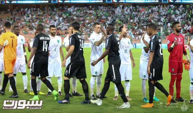 صور من لقاء الاهلي و السد القطري – دوري أبطال آسيا