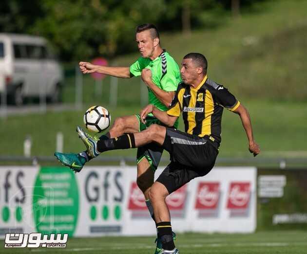 صور من لقاء الاتحاد وكركا السلوفيني – مباراة ودية