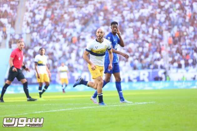 تغطية لقاء الهلال والنصر – دوري الامير محمد بن سلمان ( عدسة لافي محمد )