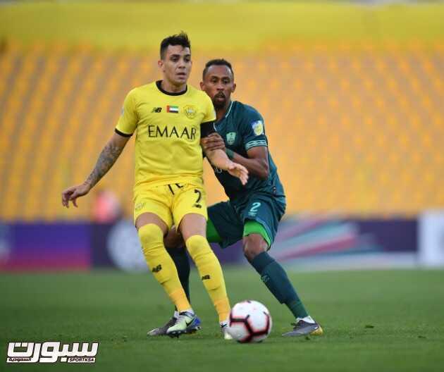 صور من لقاء الاهلي و الوصل الاماراتي – كأس زايد للأندية العربية