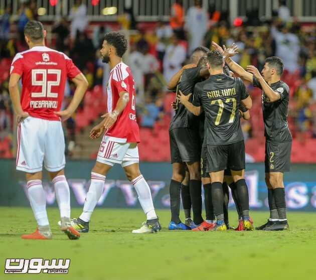 صور من لقاء الوحدة و النصر – دوري الامير محمد بن سلمان