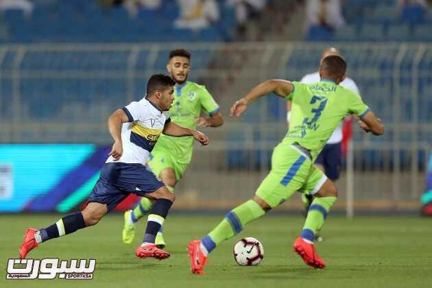 صور من لقاء النصر و الفتح – دوري الامير محمد بن سلمان