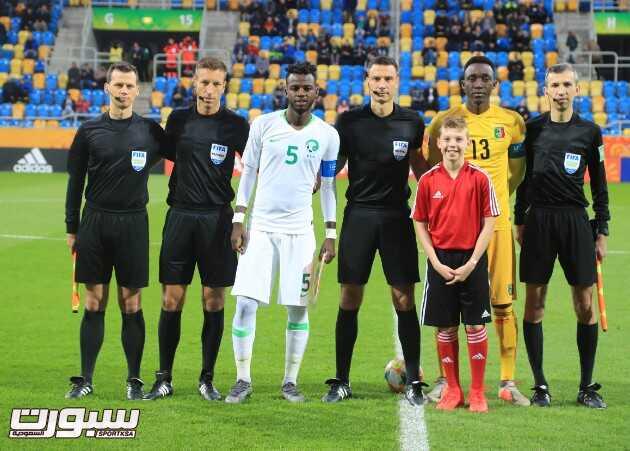 صور من لقاء المنتخب السعودي امام مالي – كأس العالم للشباب