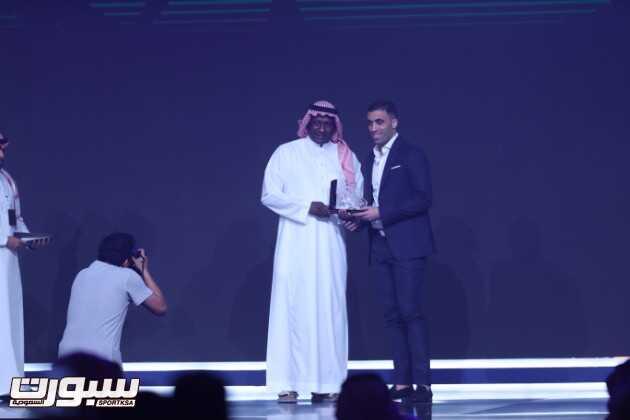 تغطية حفل توزيع جوائز الموسم الرياضي – عدسة محمد المسعري