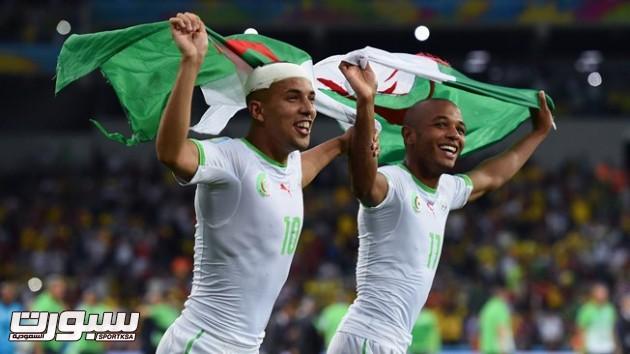 أربعة جزائريين ضمن المتنافسين على جائزة أفضل لاعب أفريقي