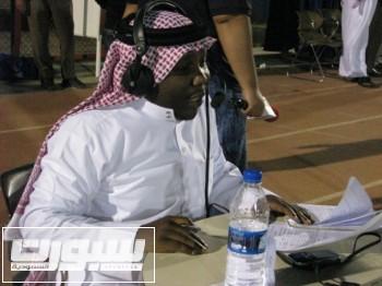 المعلق محمد مسرحي