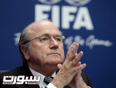 PK FIFA MIT PRAESIDENT JOSEPH S. BLATTER