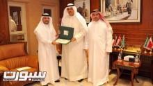 مدير دورة كأس الخليج : يسلم دعوات خليجي22 لمسؤولي الرياضة الكويتية