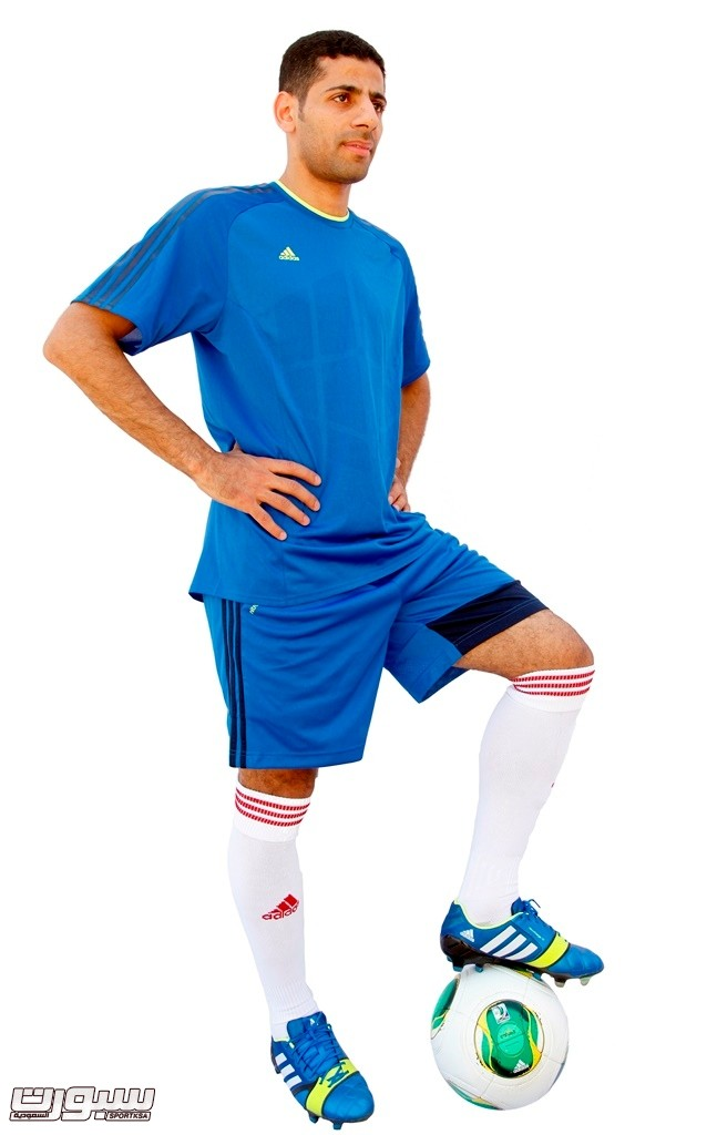 Al Ahli FC captain Taisir Al-Jassim