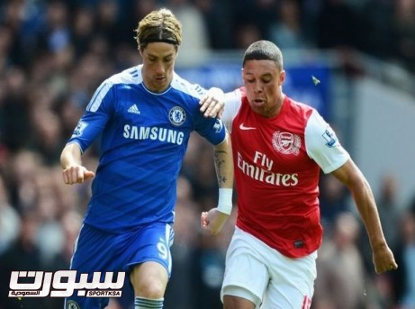 Fernando+Torres-Chelsea-Alex+Oxlade-Chamberlain-+Arsenal+cropped