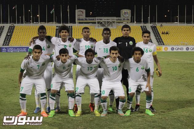 بالصور | الأخضر يختتم تحضيراته لمواجهة العراق في نهائي كأس العرب