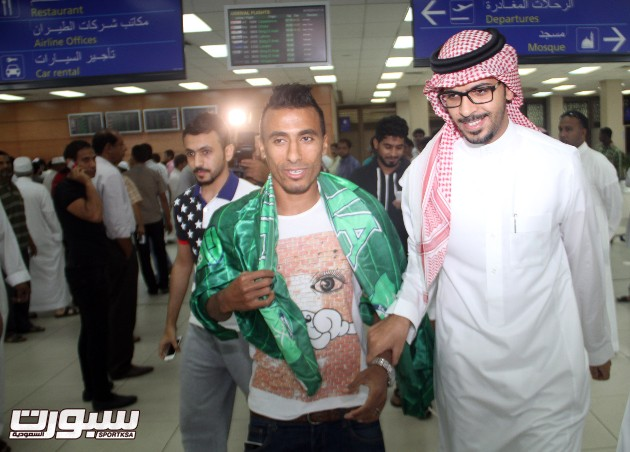 محمد عبدالشافي لاعب الأهلي