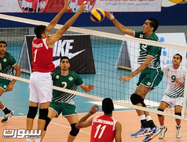 طائرة المنتخب السعودي تخسر أمام البحرين