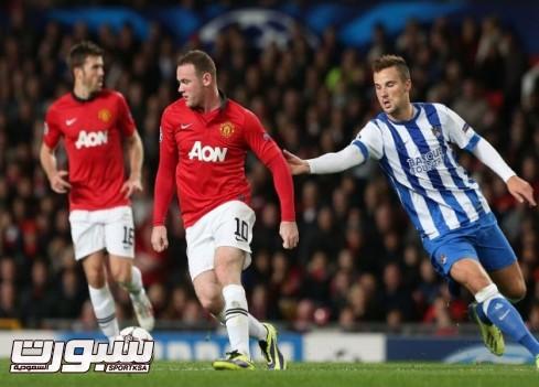 Manchester-United-v-Real-Sociedad-de-Futbol-UEFA-Champions-League-2485335
