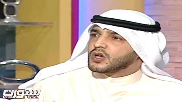 الاعلامي والشاعر الكويتي احمد سيار