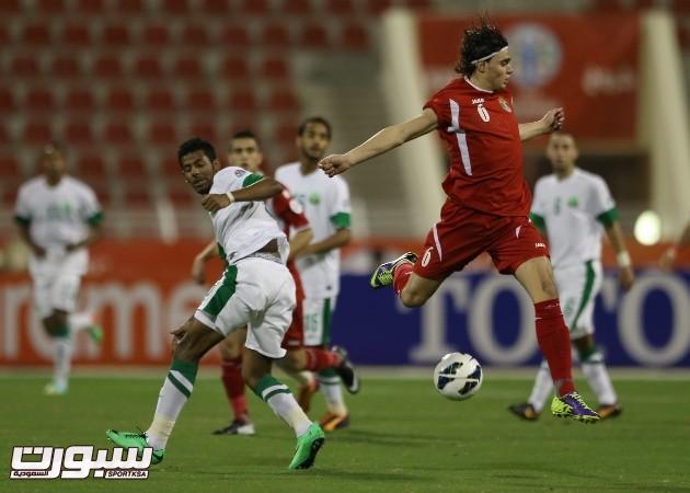 SAUDI ARABIA   VS  JORDAN  (6)