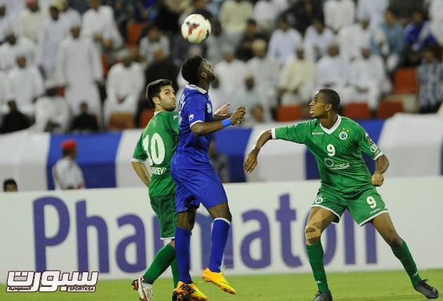 Sham VS Al Shabab Semi Final match at Oman 5-5-2014