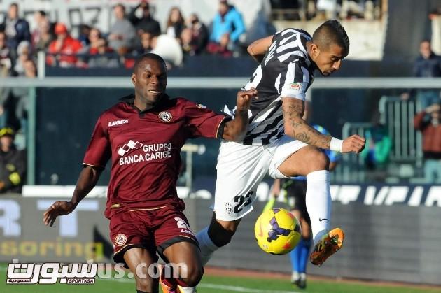 Livorno vs Juventus - Serie A TIM 2013/2014